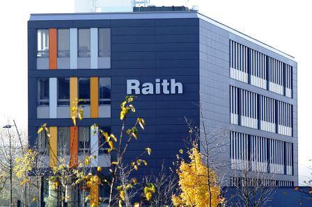 Bild Head Office Raith Dortmund