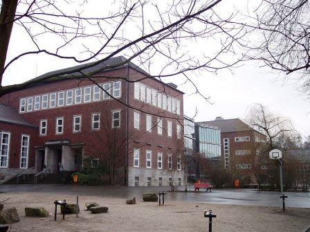 Bild Erweiterung Schiller Schule Bochum