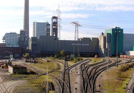 Bild Zeche Walsum Duisburg