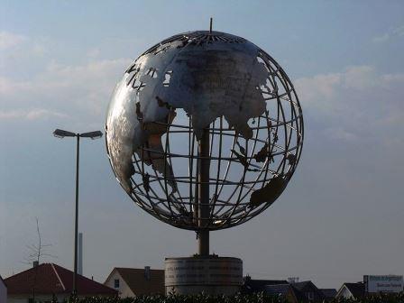 Bild Mercator Globus Duisburg