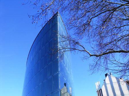 Bild Haus der Wirtschaftsförderung Duisburg