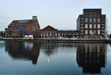 Bild Hafenforum Duisburg