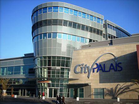 Bild CityPalais Duisburg