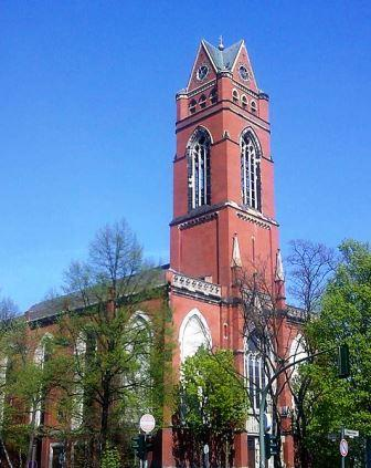Bild Kirche St. Matthias Berlin Schöneberg