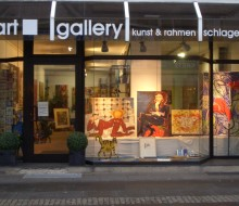 Bild artgallery Wuppertal