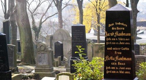 Bild Jüdischer Friedhof am Weinberg Wuppertal