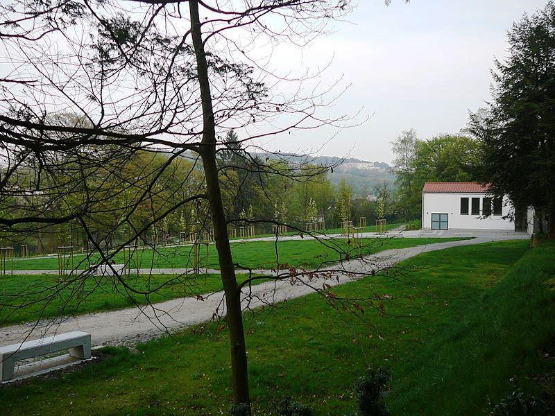 Bild Jüdischer Friedhof Krummacherstraße Wuppertal