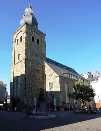 Bild Alte Reformierte Kirche Wuppertal