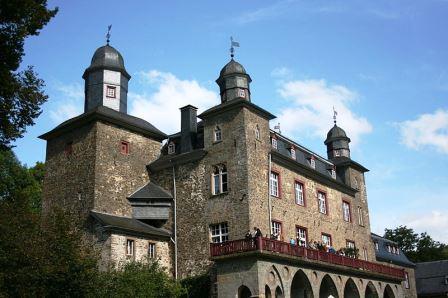 Bild Schloss Gimborn Marienheide