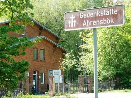 Bild Gedenkstätte Ahrensbök