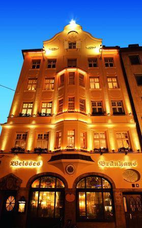 Bild Weisses Bräuhaus München