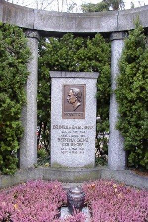 Bild Friedhof Ladenburg