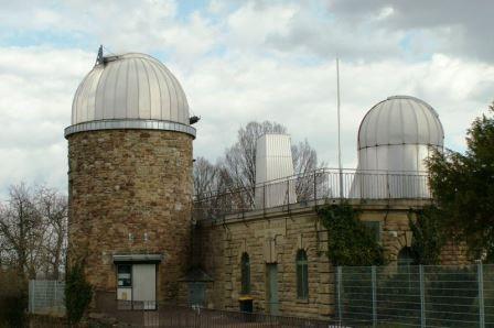 Bild Schwäbische Sternwarte Stuttgart