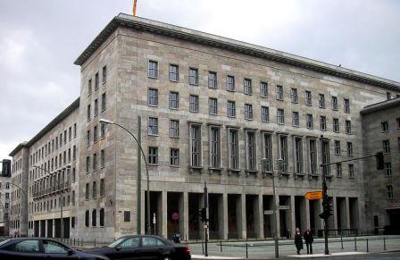 Bild Bundesministeriums der Finanzen Berlin