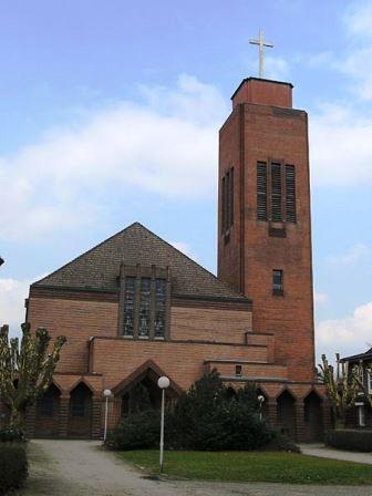 Bild Kirche St. Michael Oberhausen