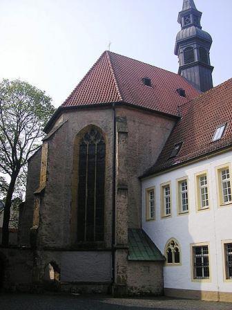 Bild Kirche St. Jodokus Bielefeld