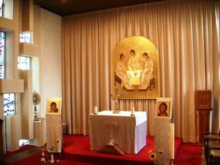 Bild Gemeinschaft der Seligpreisungen Maria Königin Bad Driburg