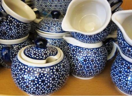 Bild Bunzlauer Keramik Laden Paderborn