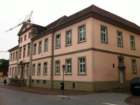 Bild Erzbischöfliches Palais Paderborn