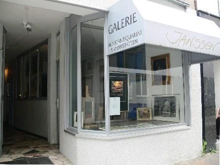 Bild Galerie Janssen Paderborn