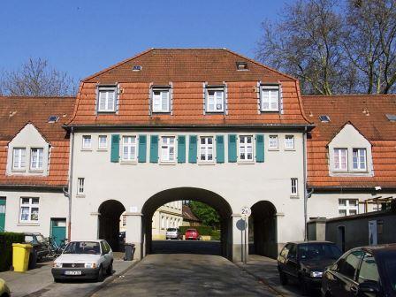Bild Siedlung Schüngelberg Gelsenkirchen
