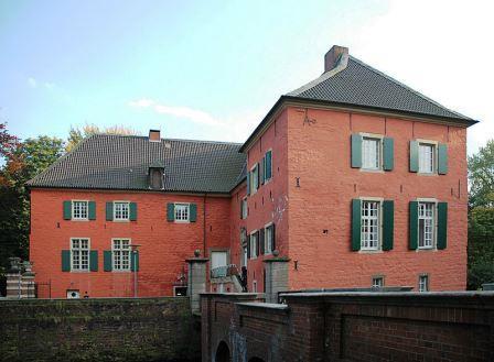 Bild Wasserburg Haus Lüttinghof Gelsenkirchen