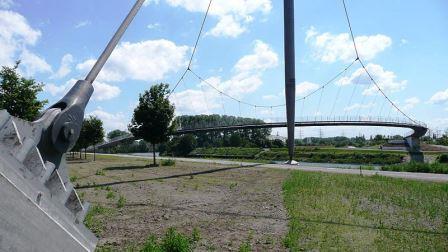 Bild Grimbergbrücke Gelsenkirchen