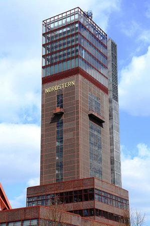 Bild Hauptverwaltungsgebäude der THS Gelsenkirchen