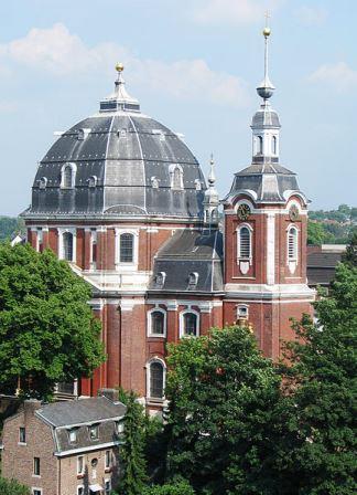 Bild St. Johann Baptist Aachen