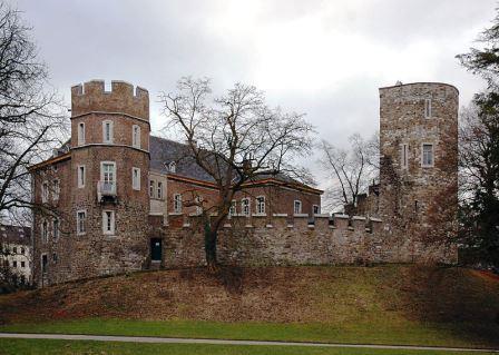 Bild Burg Frankenberg Aachen