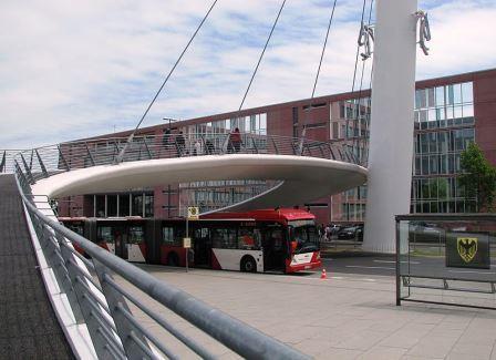 Bild Finanzamtszentrum Aachen