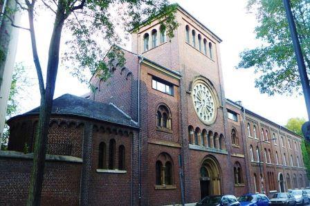 Bild Kloster St. Alfons Aachen