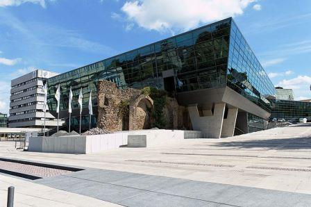 Bild Darmstadtium Darmstadt