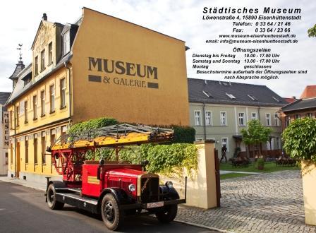 Bild Städtisches Museum Eisenhüttenstadt