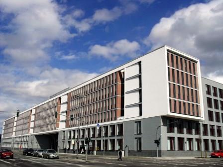 Bild Justizzentrum Darmstadt