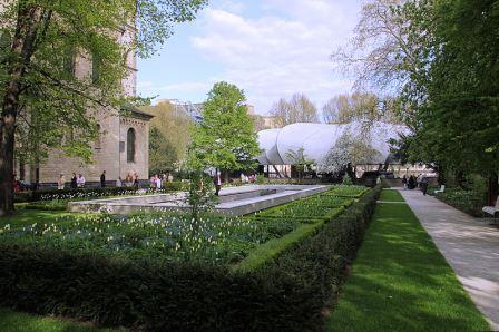 Bild Paradiesgarten Koblenz