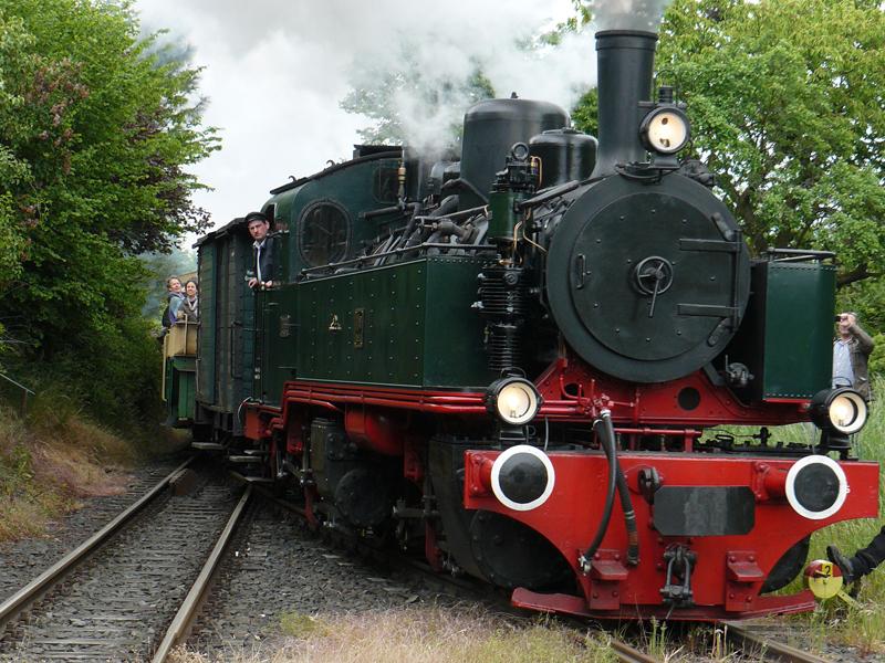 Bild Brohltalbahn Niederzissen