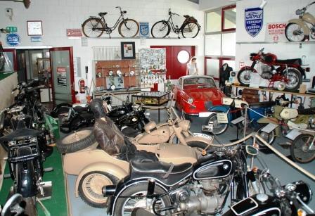 Bild Motorrad und Technikmuseum Leiningerland