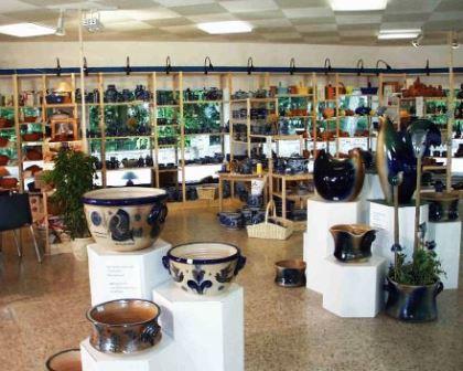 Bild Die Keramikinsel Grenzhausen
