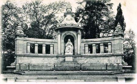 Bild Kaiserin Augusta Denkmal Koblenz