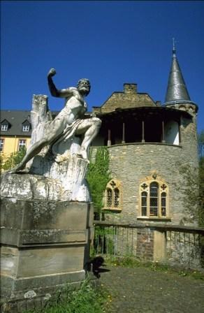 Bild Schloss Dhaun