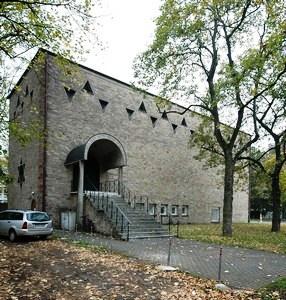 Bild Synagoge Kaiserstraße Trier