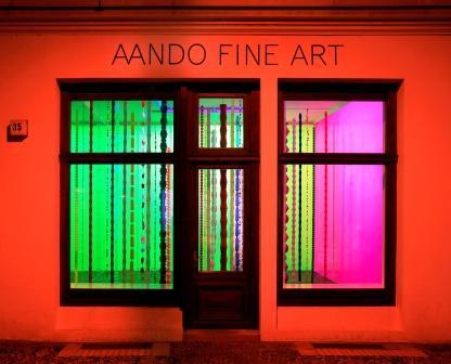 Bild Aando Fine Art Galerie Berlin