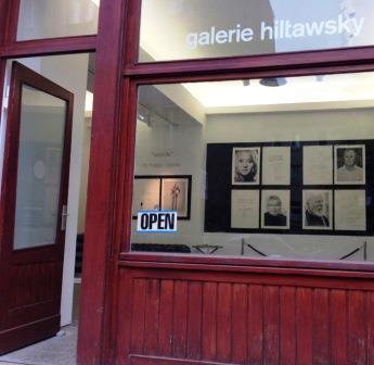 Bild Galerie hiltawsky Berlin