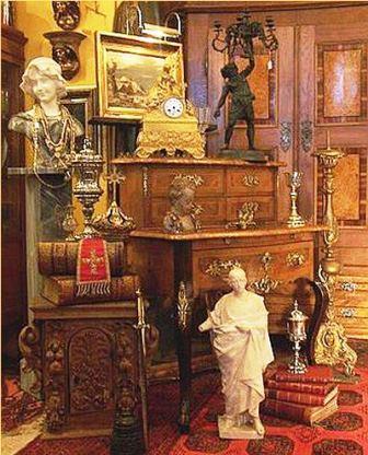 Bild Antiquitäten Hans Jörg Kottmeier Trier