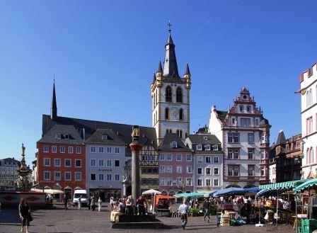 Bild Kirche St. Gangolf Trier