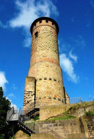 Bild Burg Kirkel