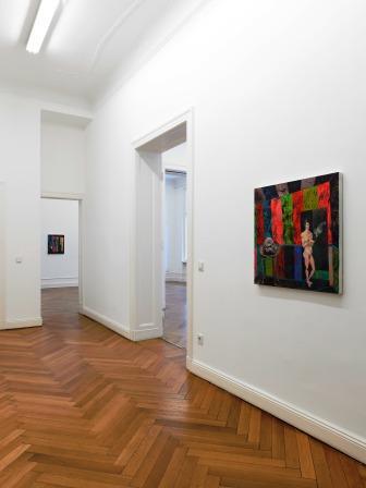 Bild Galerie Buchholz Berlin
