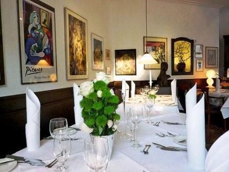 Bild Restaurant Schlossgarten Saarbrücken