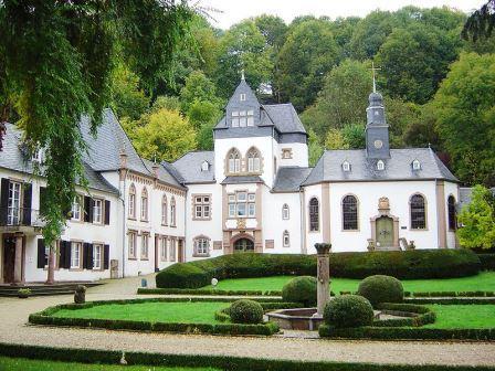 Bild Schloss Dagstuhl Wadern